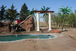 Arbor #005 by Amarillo Custom Pools